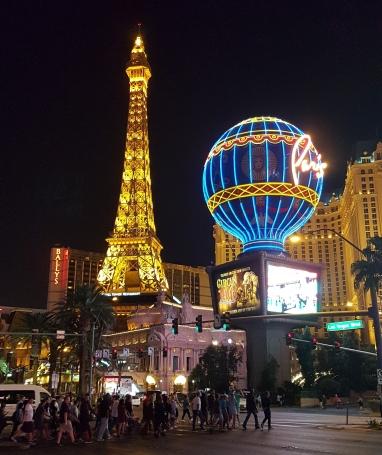 The Paris Hotel Las Vegas